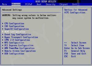 Что такое BIOS и о чем он сообщает