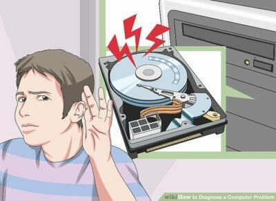 посторонние звуки в компьютере