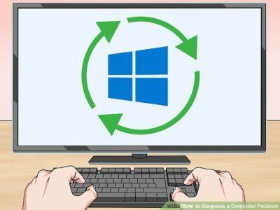 Как починить компьютер самостоятельно часть 1